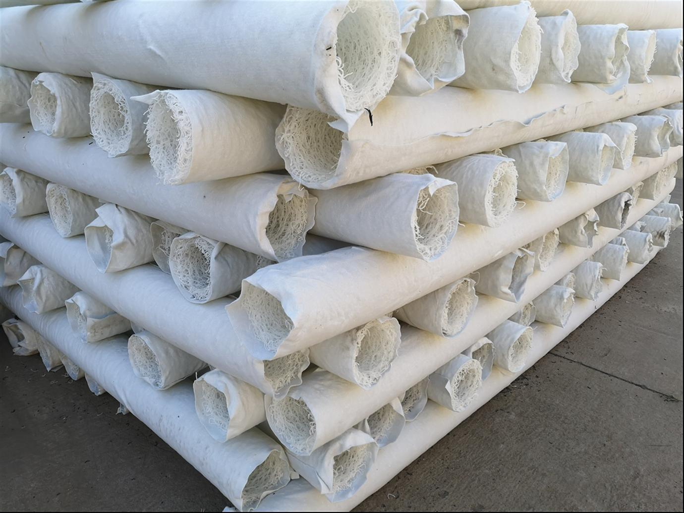 泰安塑料盲沟厂家 质量保证