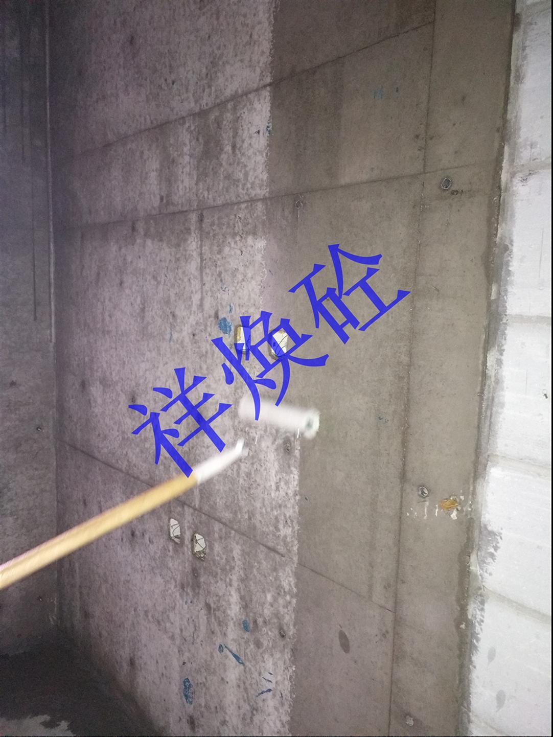 混凝土回弹强度不够解决方案