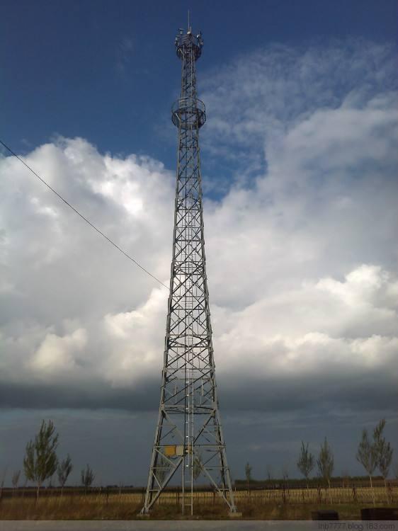 河北专业监控塔供应商 安全耐用