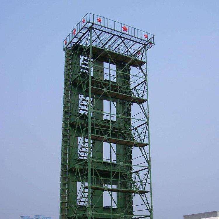 专业训练塔定做 经久耐用