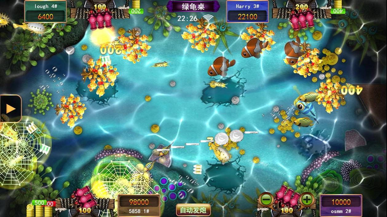 广州热门星力游戏移动电玩城