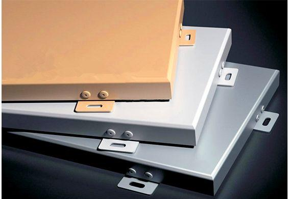 氟碳铝单板材质及构造