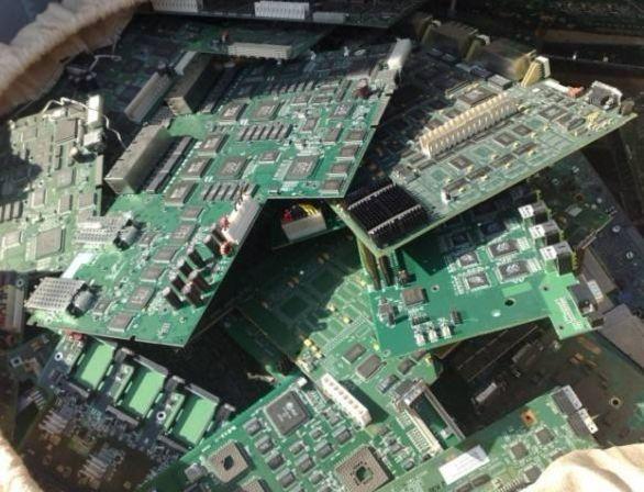 清远回收电子元器件厂家