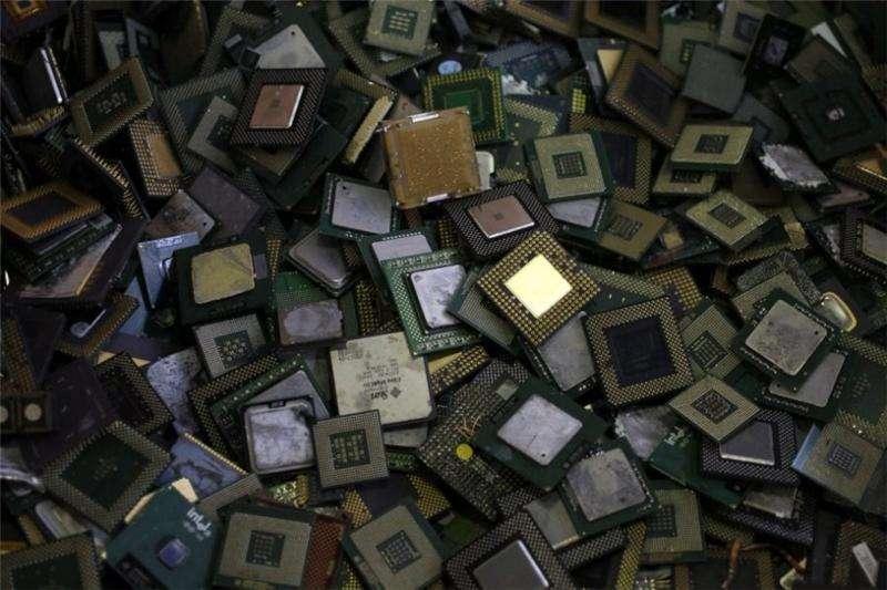 江门专业回收电子元器件