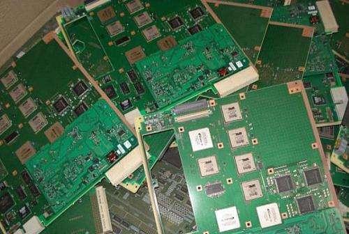 潮州专业回收电子库存