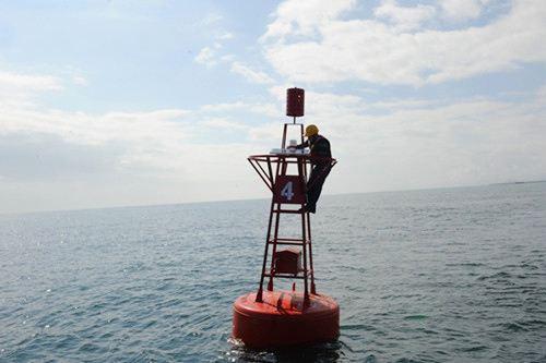 吉林浮标生产厂家 码头设计