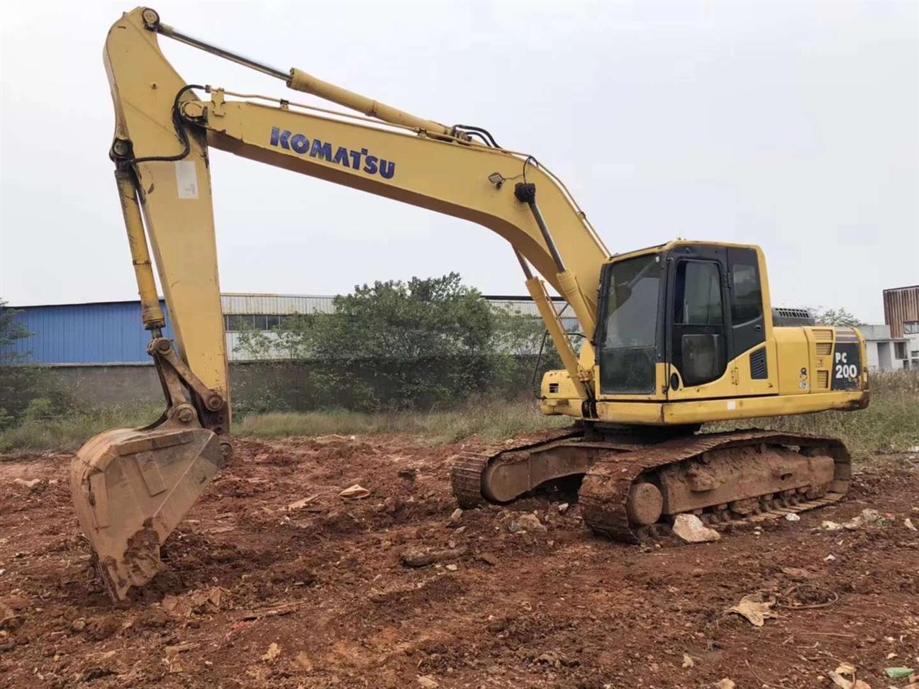 工程机械设备二手挖掘机哪家专业