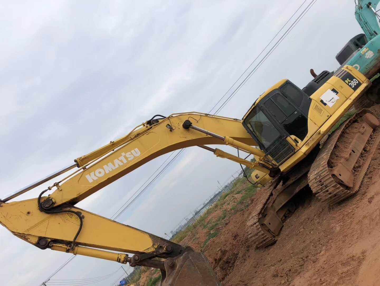 工程机械设备二手挖掘机市场行情