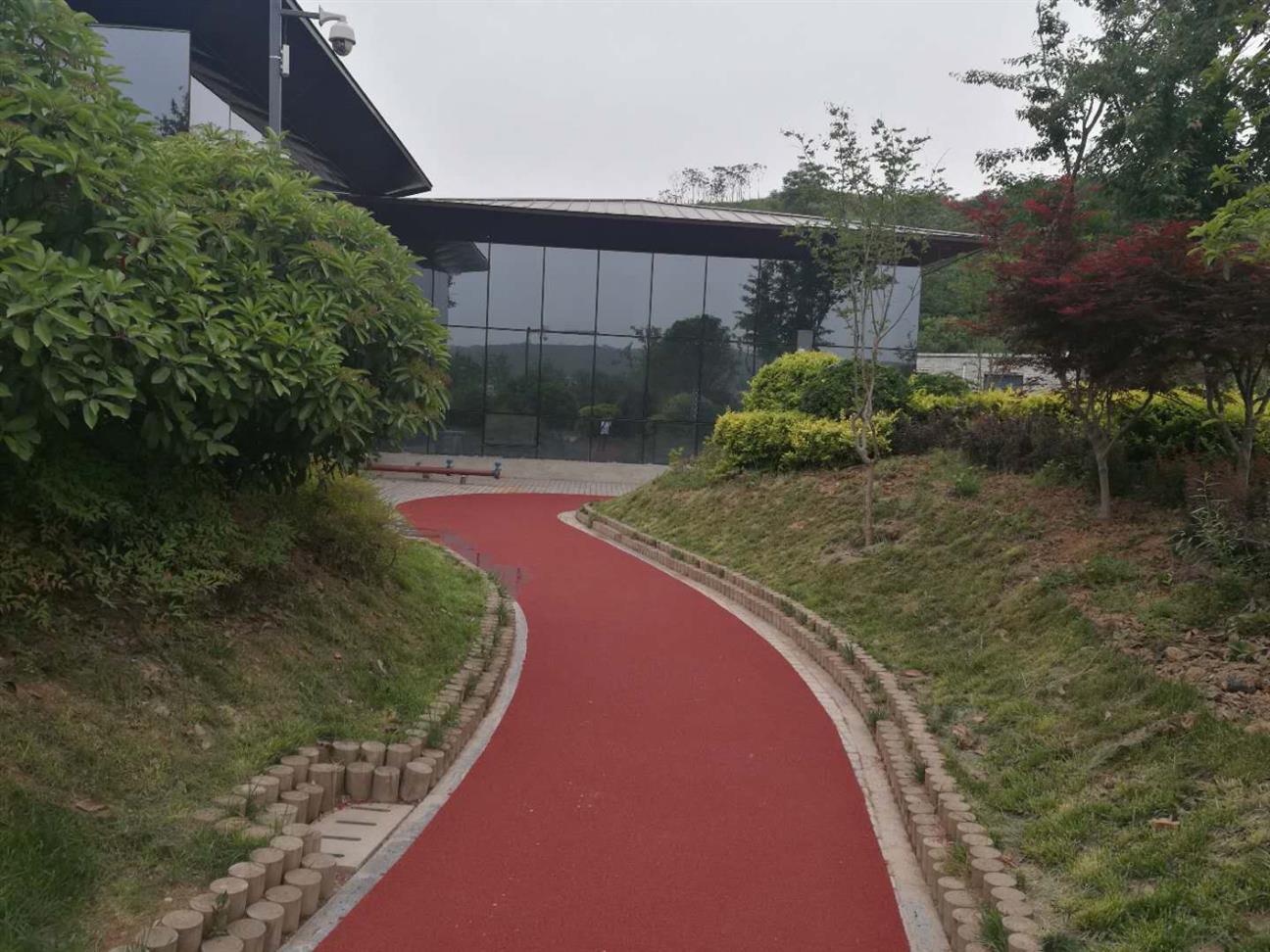咸阳城市绿道彩色路面公司