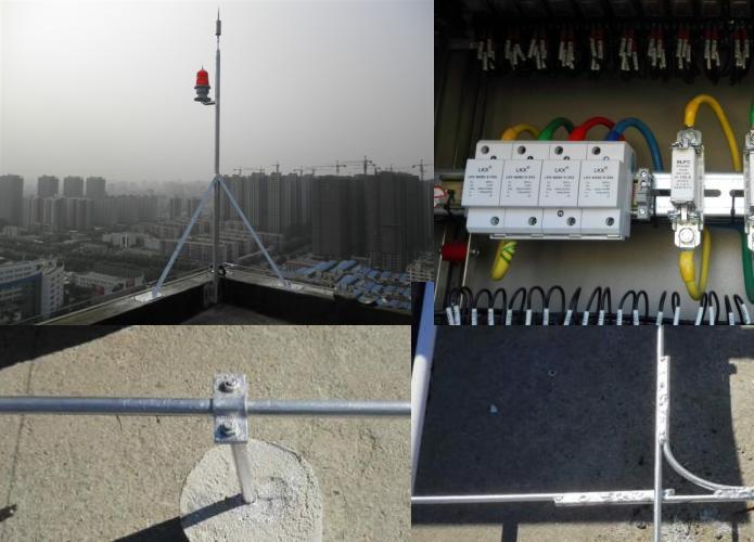 吉林防雷接地装置施工方法及注意事项