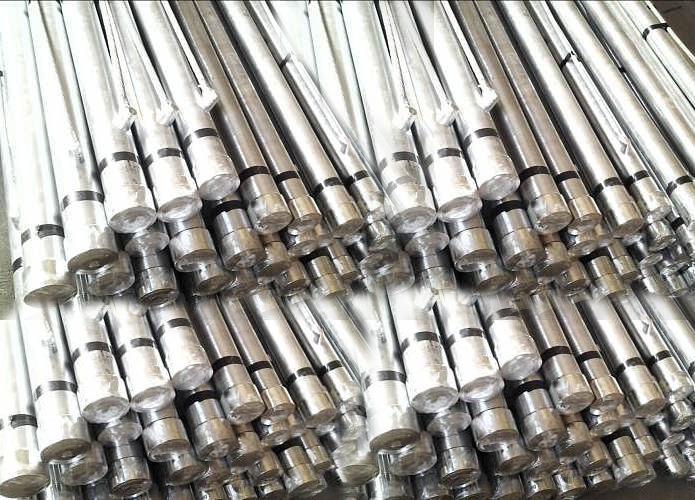 山西锌包钢接地极销售价格