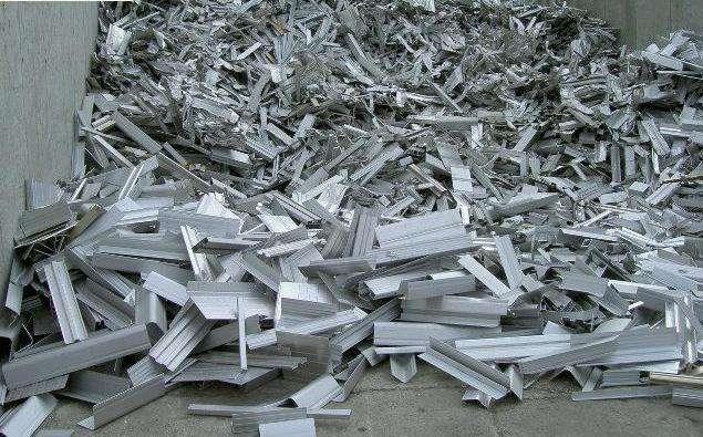 广州废金属回收看货定价