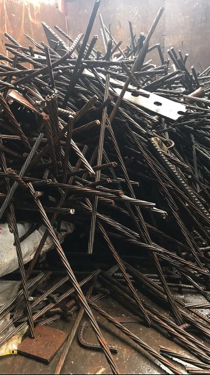 广州废金属回收变废为宝