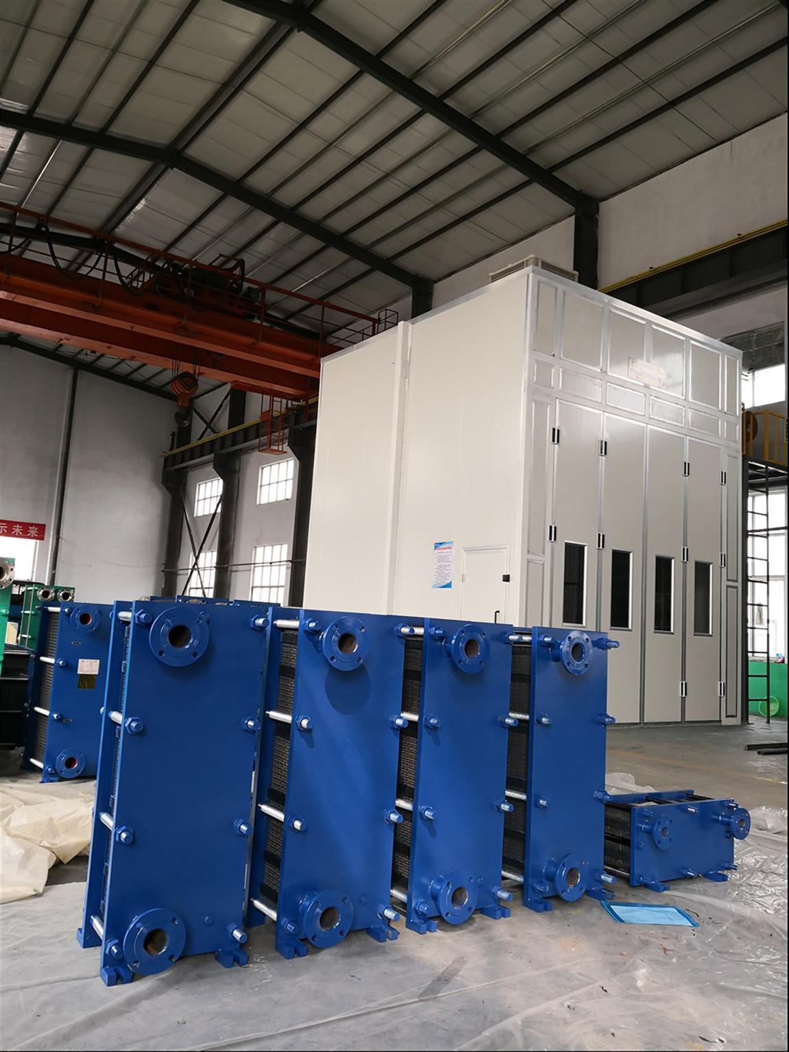淄博专业生产板式换热器厂家直销