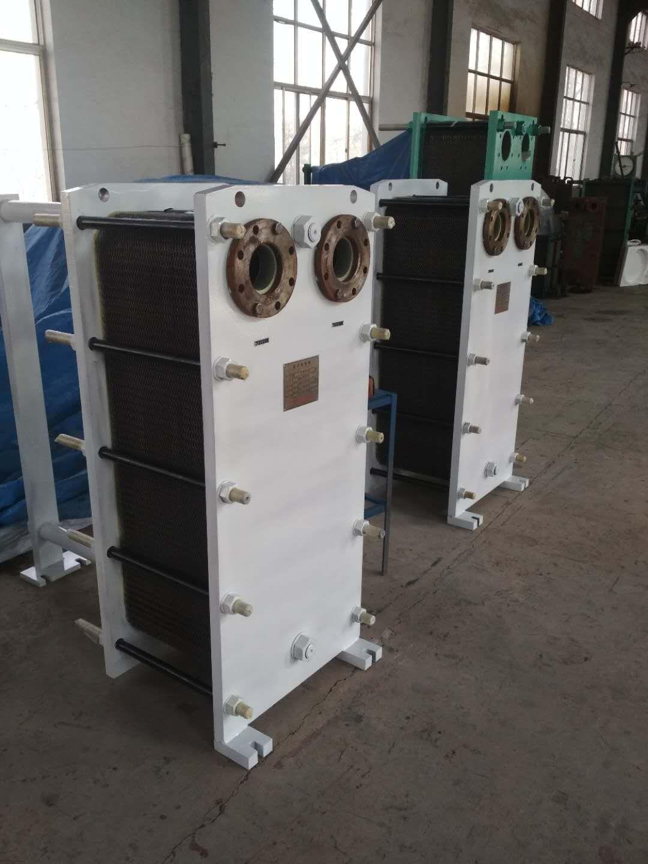 山东螺旋板式换热器厂家直销