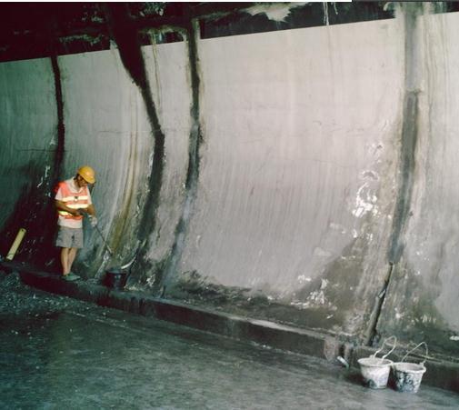 兴安盟地下堵漏工程