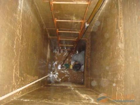 鄂州沉井堵漏工程
