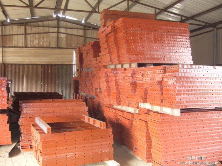 文山建筑钢模板出租