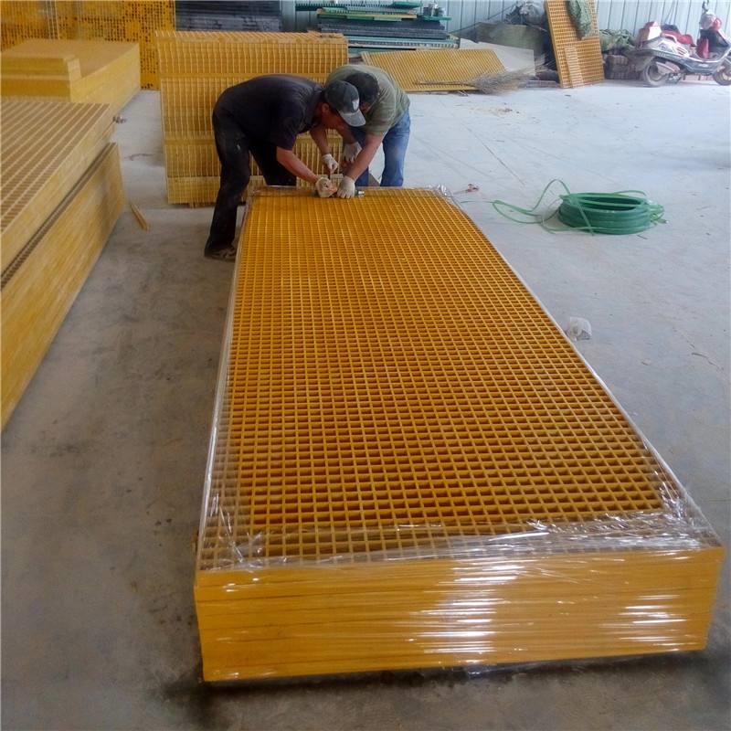 邢台市玻璃钢格栅厂家