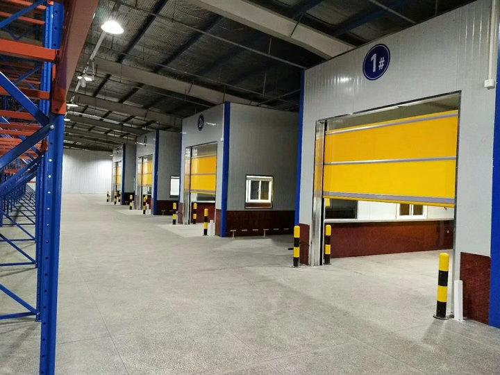 qy8千亿国际配套品质保证车库快速卷帘门垃圾站配套