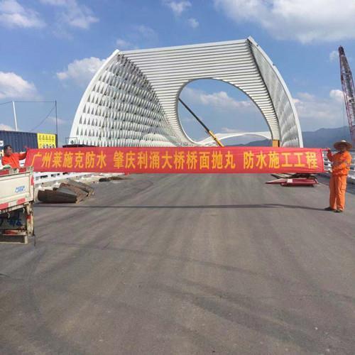 AMP-LM二阶反应型防水粘结材料-AMP-100桥面防水涂料施工