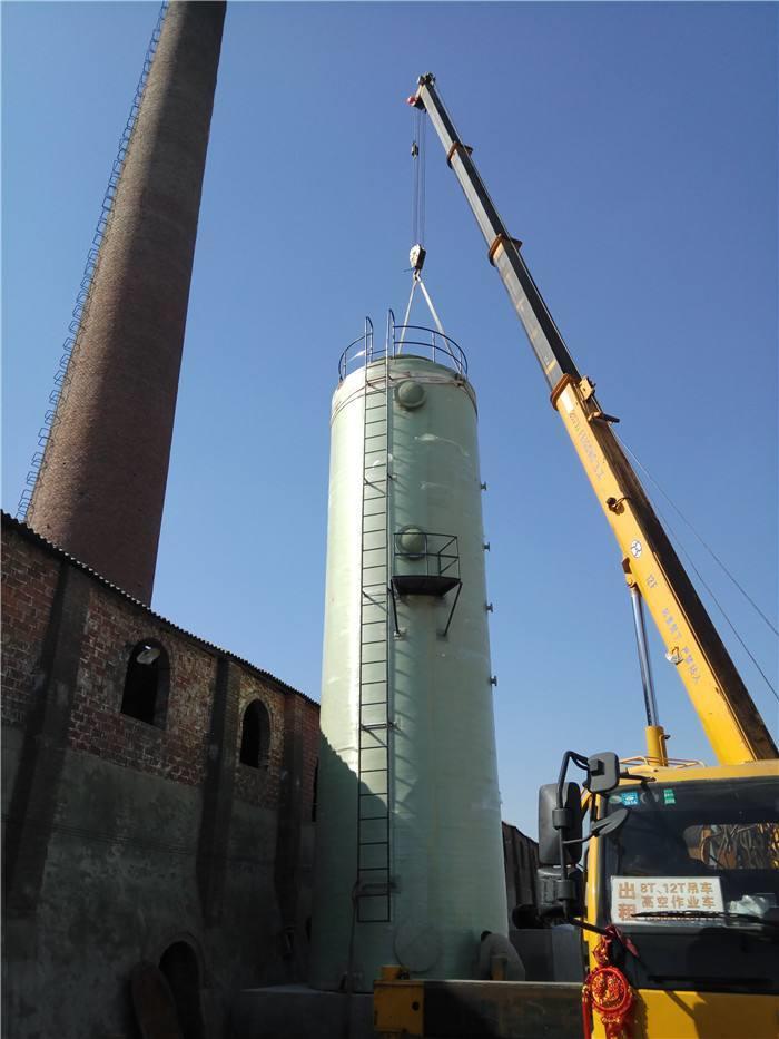 砖厂脱硫塔制造商,砖厂用的脱硫塔