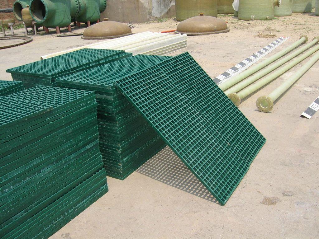 玻璃钢格栅多少钱 园林绿化玻璃钢格栅