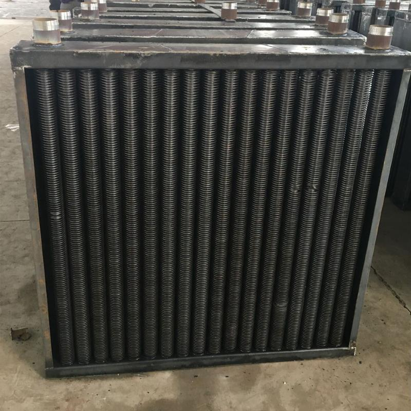 河北 螺旋翅片管散热器 供货厂家