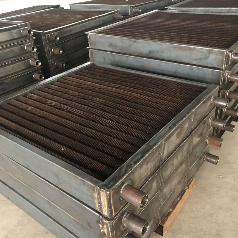 湖南工业螺旋翅片管散热器供货商