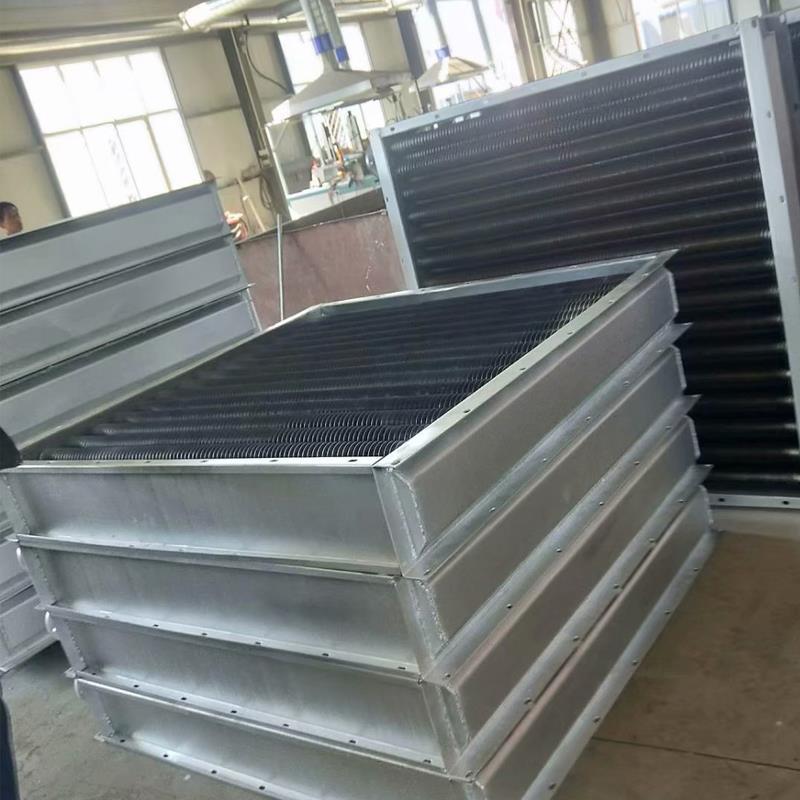 陕西 工业螺旋翅片管散热器 经销商