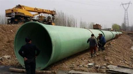 邢台市玻璃钢污水管道生产厂家