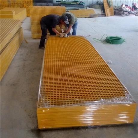 玻璃钢格栅厂家 玻璃钢格栅的技术要求