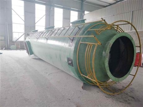 玻璃钢脱硫塔生产厂家,专业生产玻璃钢脱硫塔