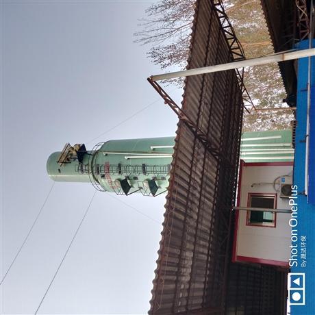 杭州砖厂脱硫塔的工作原理价格