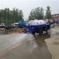 内蒙古多功能雾炮洒水车3吨价格-领先行业