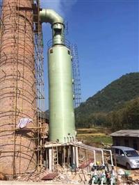 玻璃钢脱硫塔优势,优质玻璃钢脱硫塔