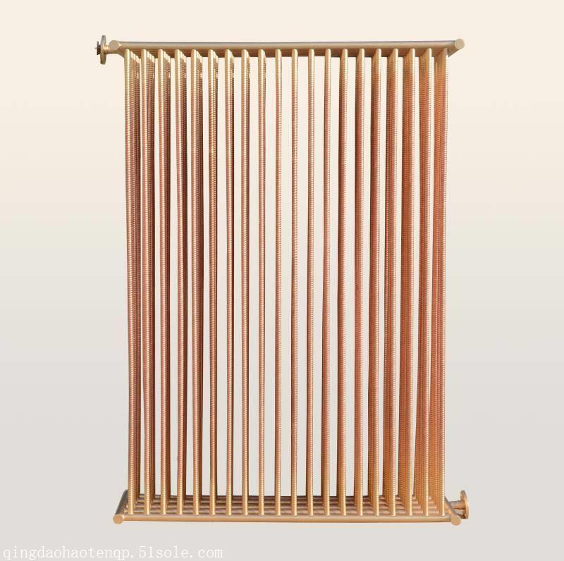 汗蒸房蒸汽铝排加热散热器