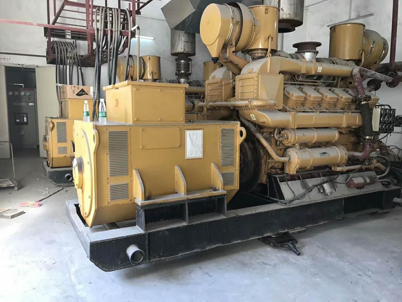 广州二手发电机回收  废旧发电机回收