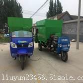 大中小型养殖场专业用撒料车 低能耗撒料车